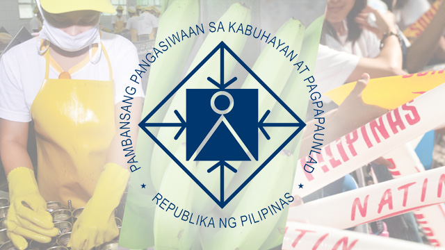 OPEN TO PUBLIC COMMENTS. The National Economic and Development Authority released the draft Philippine Development Plan for public review. Photos from NEDA website