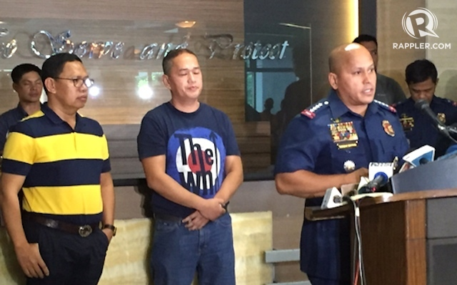 3 'Drug mayors' surrender to Bato