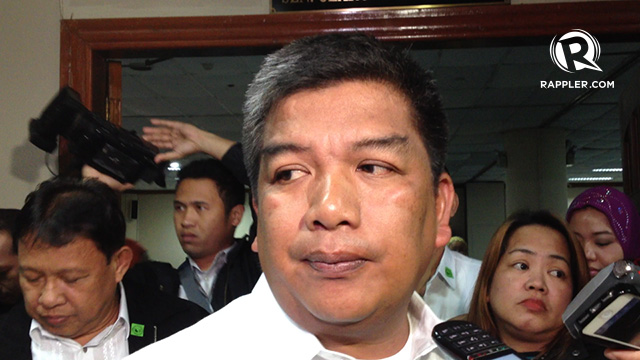 'NO TO ISIS.' ARMM Governor Mujiv Hataman believes the group has yet to penetrate schools in his area. Rappler file photo