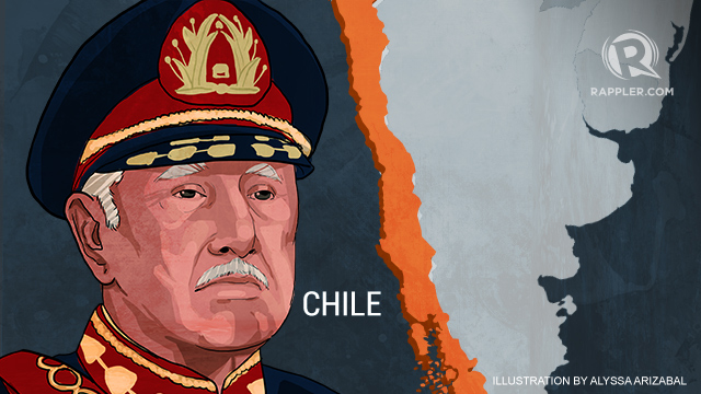 an overview of pinochet a dictator of chile September 11th 1973 augusto pinochet ugarte became the dictator of chile pinochet immediately suspended the constitution, enforced strict censorship, banned all political parties, and dissolved congress.