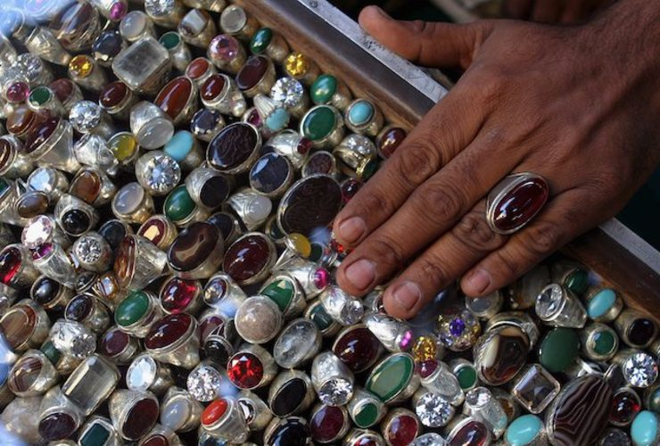 Pakistan Gemstone Industry Struggles With Unrest
