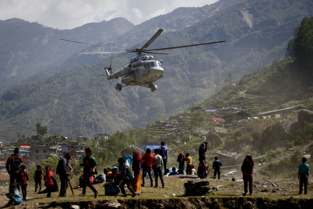 Nepal Army Helicopter Nepal Army Finds Wreckage of