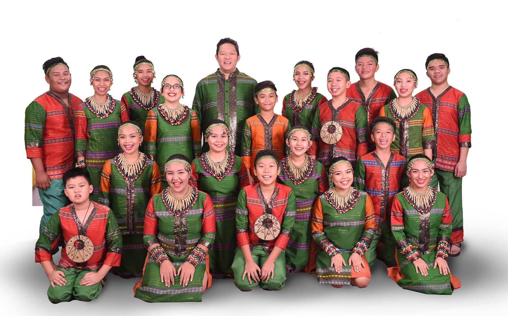 Award-winning Mandaue Children's Choir to sing in San Francisco