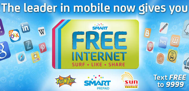 Smart offers free Internet to prepaid subscribers