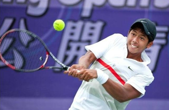 Jurence Mendoza: A national tennis champ with international dreams