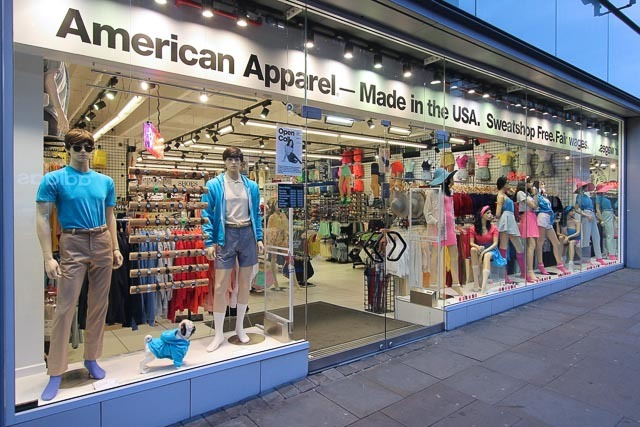 American Apparel Fights To Survive With Store Closures, Layoffs