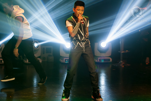 In Photos Darren Espanto In The Total Performance Solo