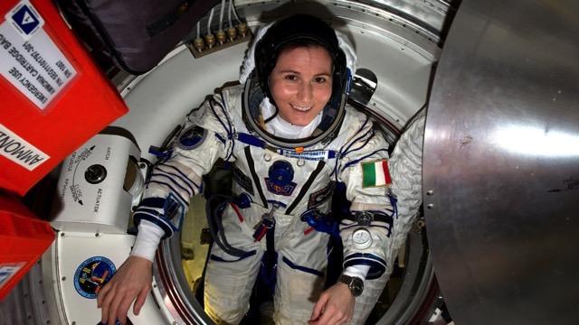 iss astronauts land - photo #29