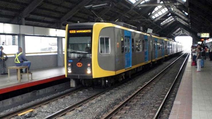 LRT1 Quirino partially closed during papal visit