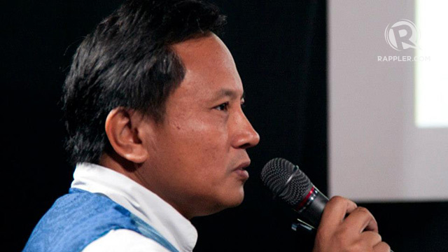 Howie Severino Howie Severino steps down as GMA News Online chief