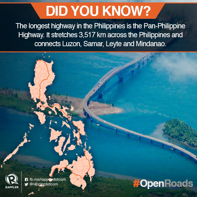 Daang Maharlika Highway rehab now under DPWH