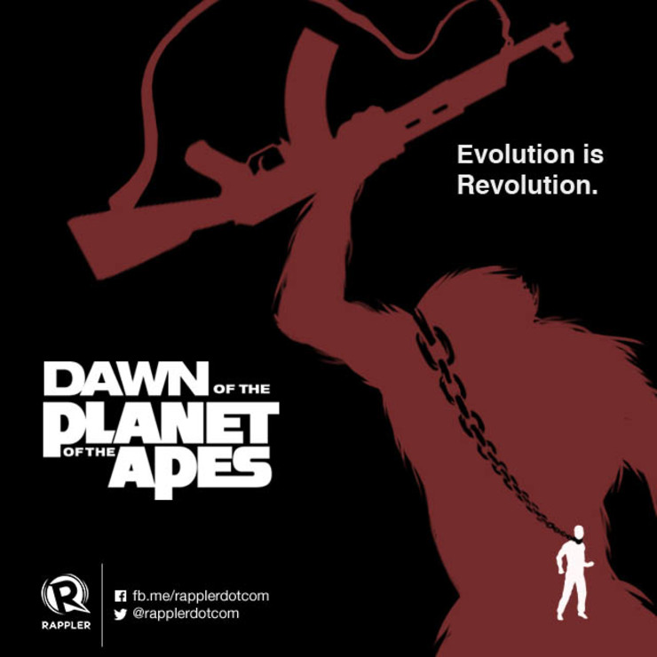 Planet of Apes Movie Poster Planet of The Apes' Movie