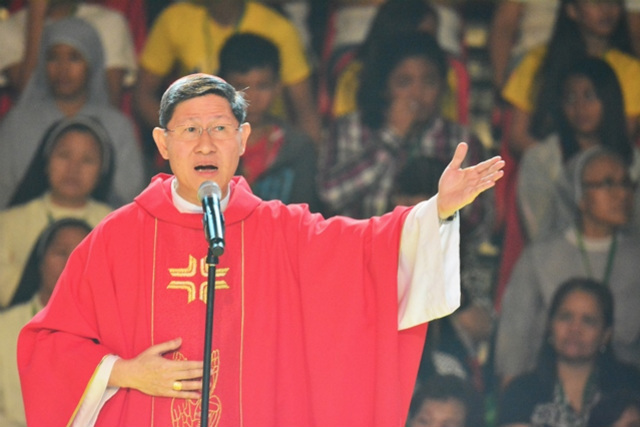 Image result for cardinal tagle