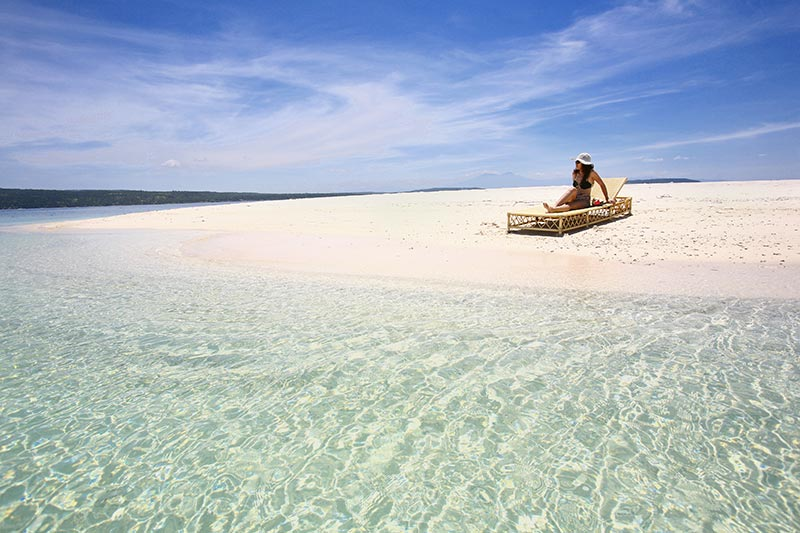 How To Go To Talicud Island From Davao City