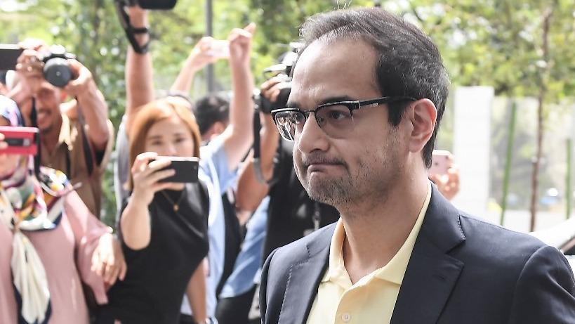 Hollywood producer Riza Aziz arrested in Malaysia over 1MDB scandal