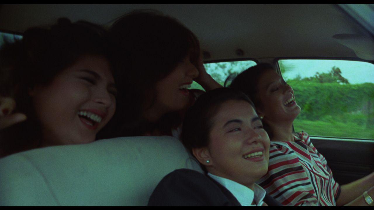 Film still from Far East Film Festival