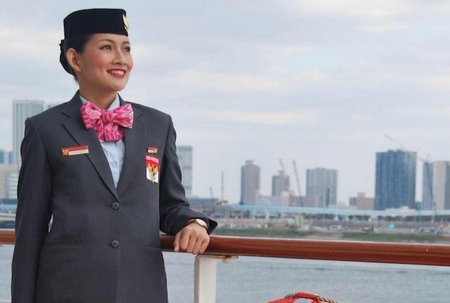 Anindya Kusuma Putri, finalis asal Jawa Tengah, keluar sebagai pemenang Puteri Indonesia dan akan mengikuti ajang Miss Universe. Foto Facebook Anindya Kusuma Putri