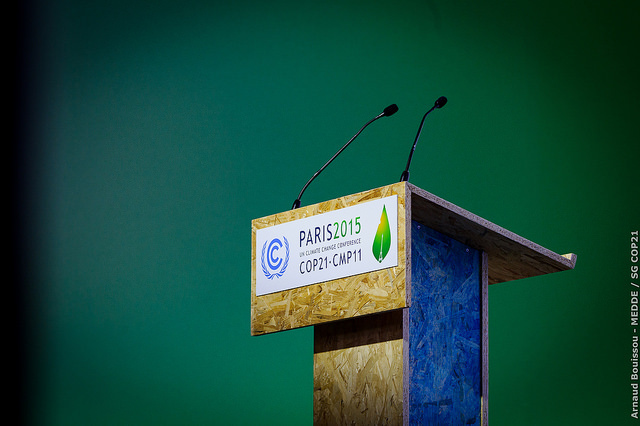 how to do climate change negotiations