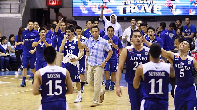 info for bcf22 2c075 Ateneo announces Perasol remains coach, has 'full support'