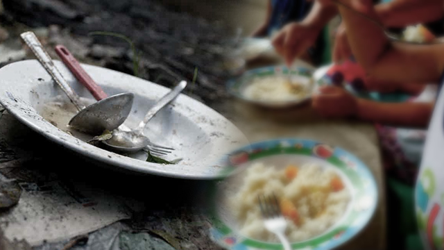 HUNGER DESPITE GROWTH. A development group urges the government to improve efforts against hunger and malnutrition in the Philippines.