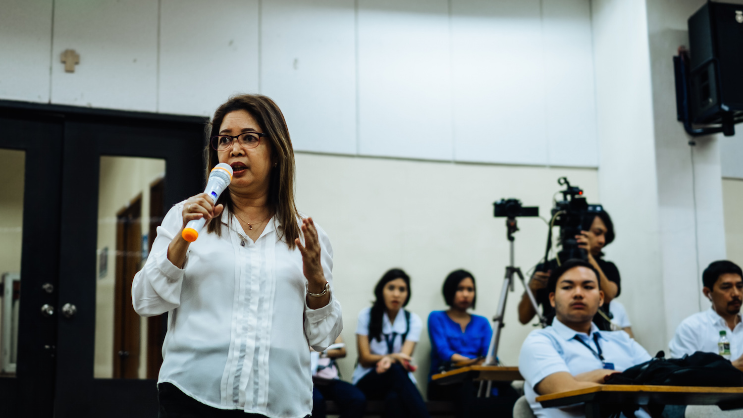 TheLeaderIWant: Youth dared to find 'hugot' in social issues