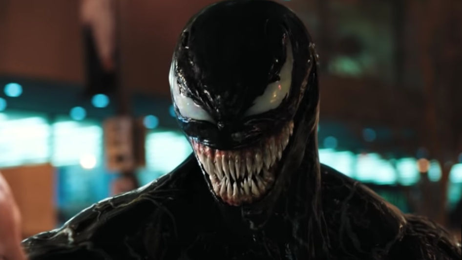 VENOM RETURNS. A sequel to Fleischer's Venom has been confirmed, this time with a new director but with the same screenplay writer. Screenshot from Sony Pictures Entertainment's Youtube page