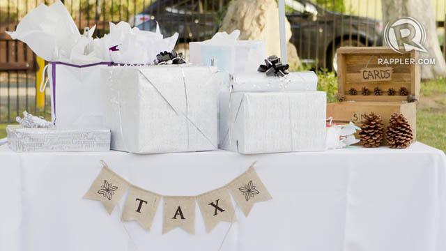 Wedding Gift Tax