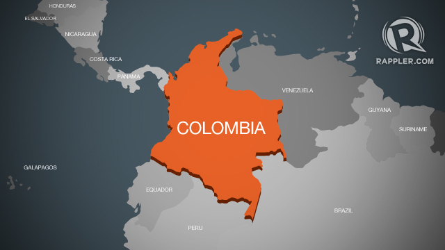 Girl 11 is Colombia 39 s youngest drug mule police