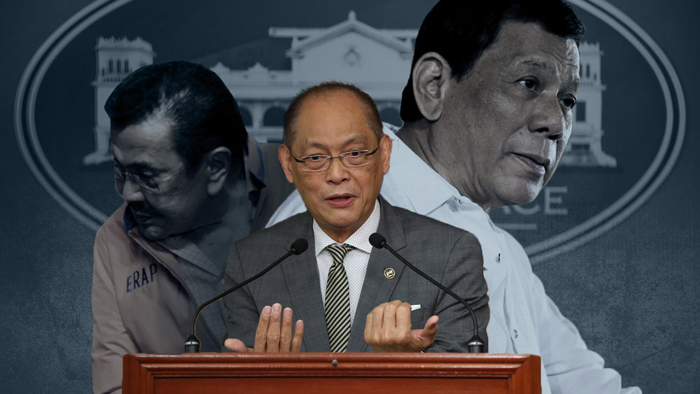 BUDGET BOOST. Budget Secretary Benjamin Diokno also happens to be the budget secretary during the time of former president Joseph Estrada, the last time the OP got a significant boost in confidential and intel funds.