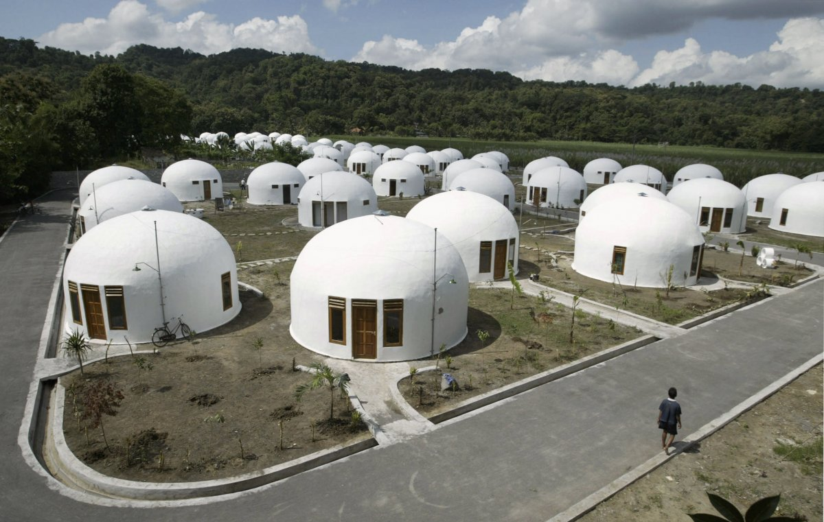 Super Typhoon Proof Dome Houses To Rise In Dapitan