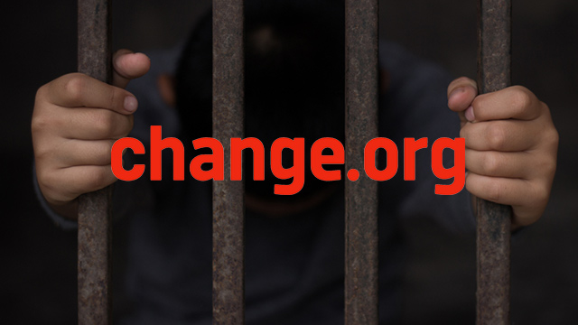 PETITION. Rights groups started a petition asking the Philippine Congress to withdraw its bill lowering the minimum age of criminal responsibility from 15 years old to 9 years old.