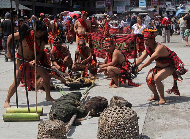 A positive and respectful look at traditional Ifugao culture
