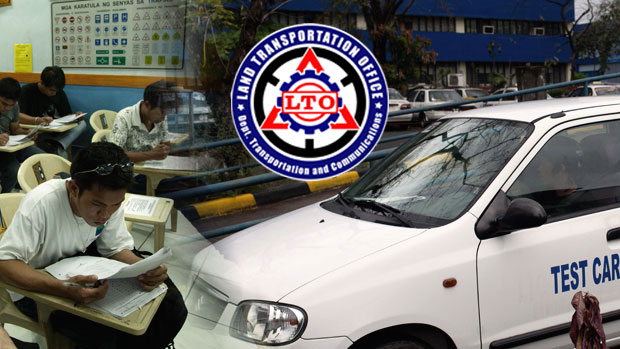 THE RIGHT PROCESS. NCTU-Cebu president Allan Tapia says many applicants pay bribes because they didn't finish school and have a smaller chance at passing the driver's exams. File photo from LTO