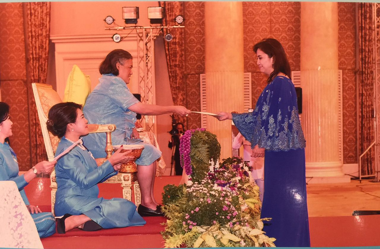 Robredo is South East Asia's 'outstanding woman of 2016'