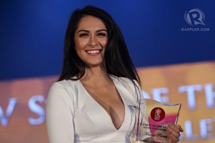Marian Rivera voted as Philippines sexiest women for the third time