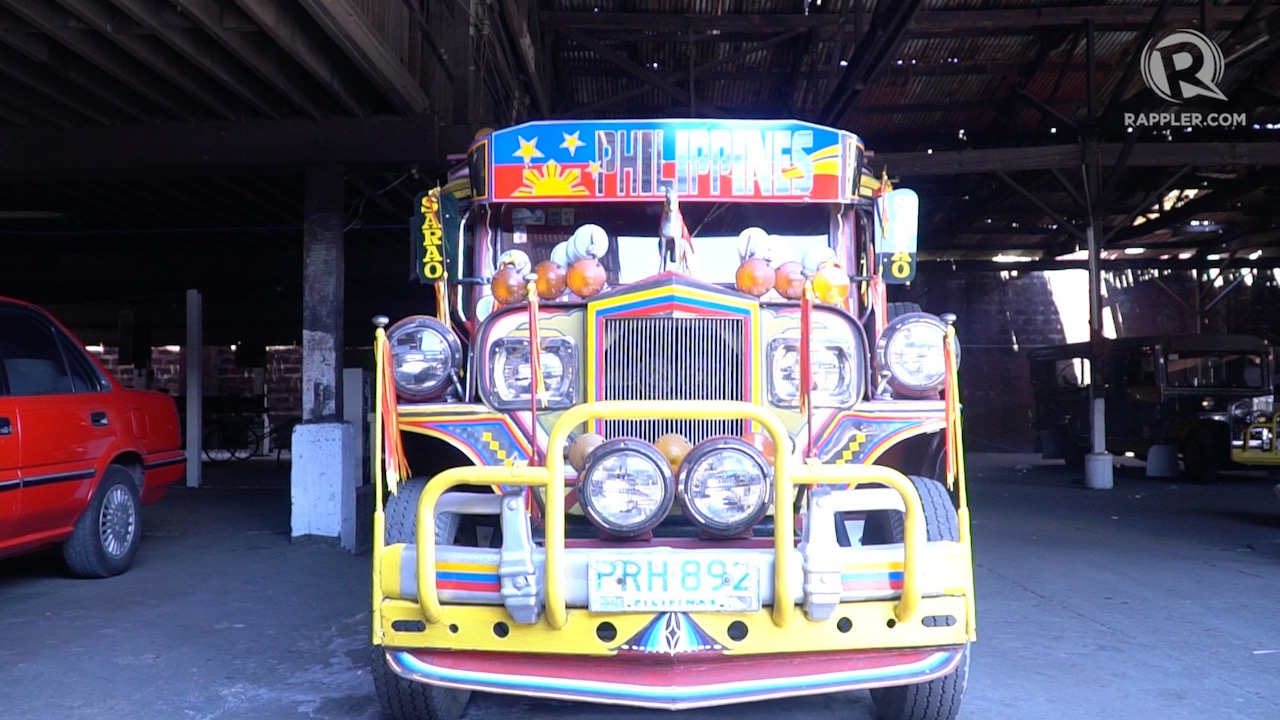 PHILIPPINE ICON. What's in store for the iconic jeepney?