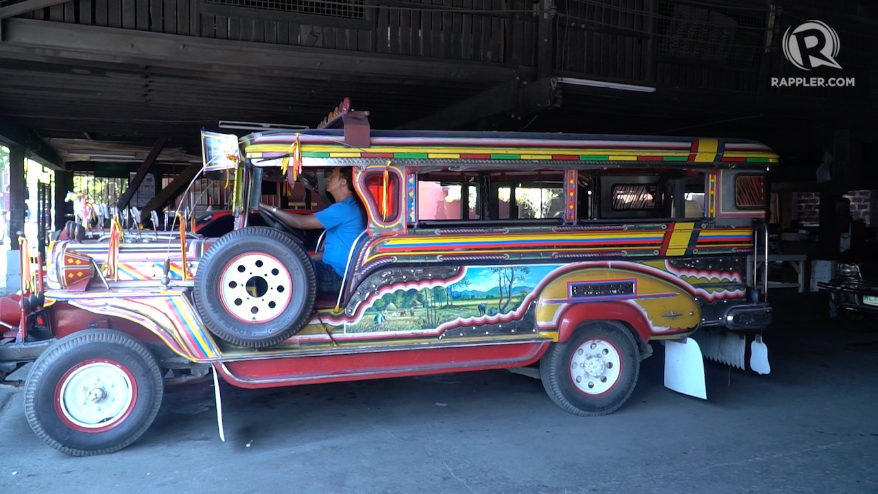 JEEPNEY PRODUCTION. Sarao Motors scaled down production of jeepney units due to rising costs and changes in government regulations on transportation franchises.