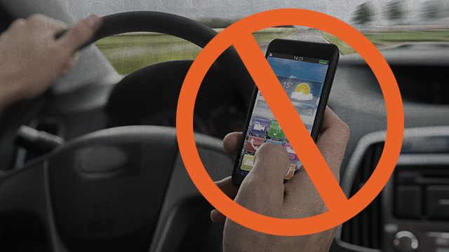 NO DISTRACTIONS. Distracted driving is finally prohibited under Republic Act No. 10913 starting May 18.
