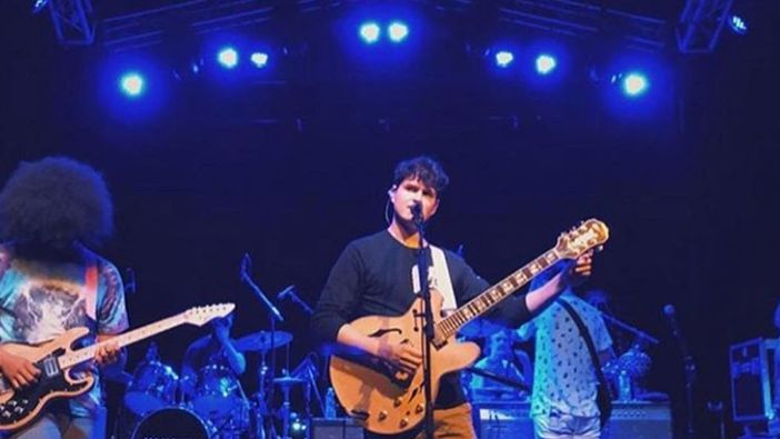 AFTER SIX YEARS. Frontman Ezra Koenig announces the band's 4th album, titled 'Father of the Bride', which will include 18 songs. Photo from Vampire Weekend's Instagram account
