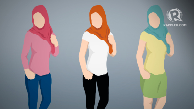 HARAM. The Indonesian Council of Ulema (MUI) says wearing a jilbab, or headscarf, but with tight clothing – a trend dubbed jilboobs – is forbidden.