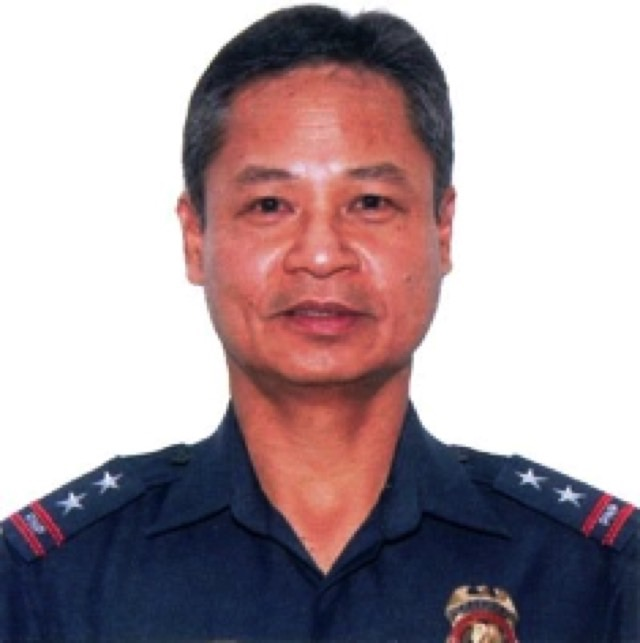 Police Director Danilo Constantino. Photo from the PNP DPCR