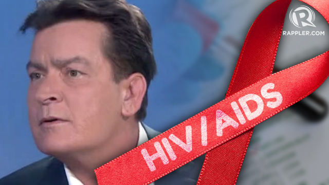 HIV. The news that Charlie Sheen is living with HIV is renewing the conversation on HIV internationally and in the Philippines. Image courtesy of Ernest Fiestan