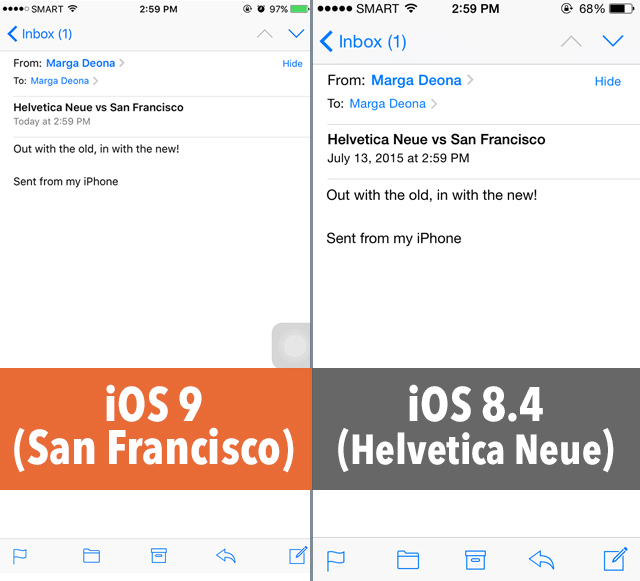 QUICK LOOK: iOS 9 public beta