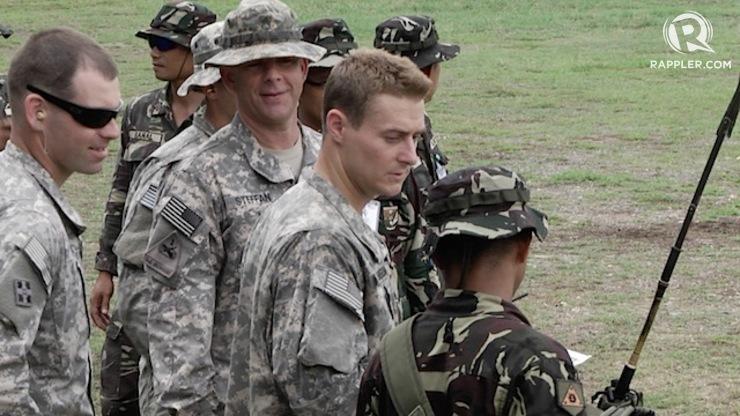 INTEROPERABILITY: The war games aim to improve the interoperability between the 2 militaries