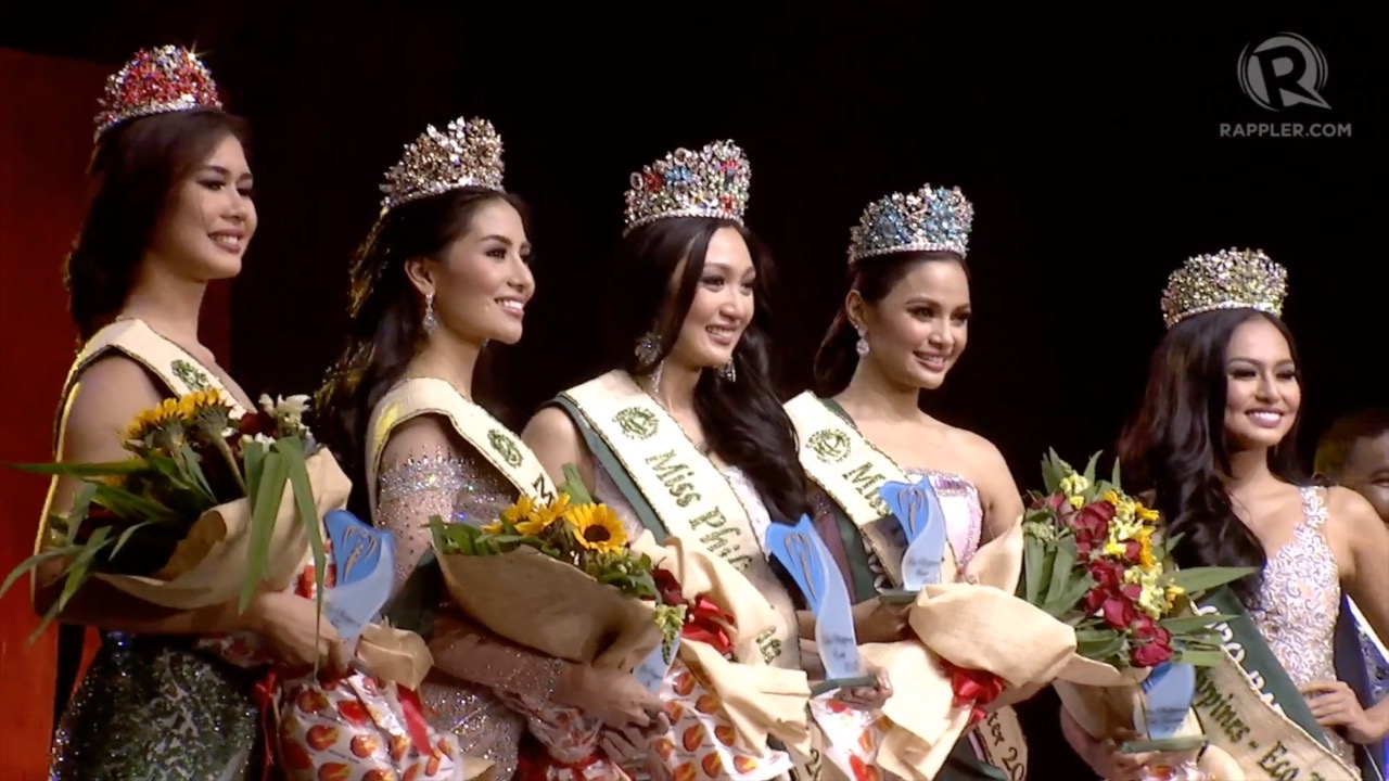 Miss earth 2016 winner name and country