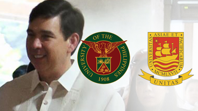 EXCLUSIVE: No master's degrees for Ralph Recto