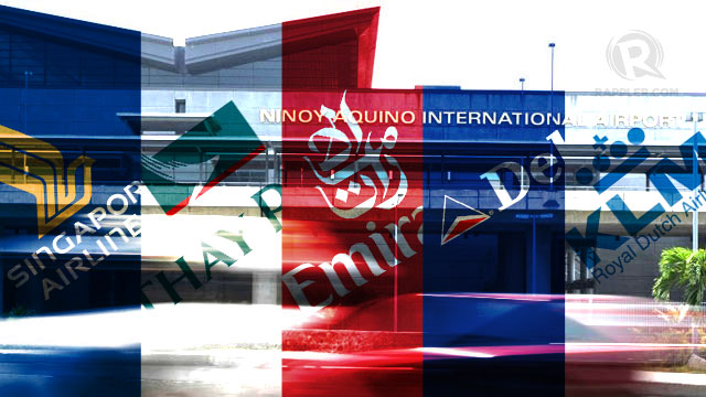 MNL | Manila-Ninoy Aquino International Airport - Page 1510