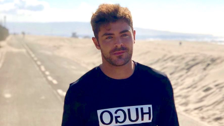 TRAVEL VLOGGER. US actor Zac Efron ventures into Youtube with a new travel channel. Photo from Zac Efron's Instagram