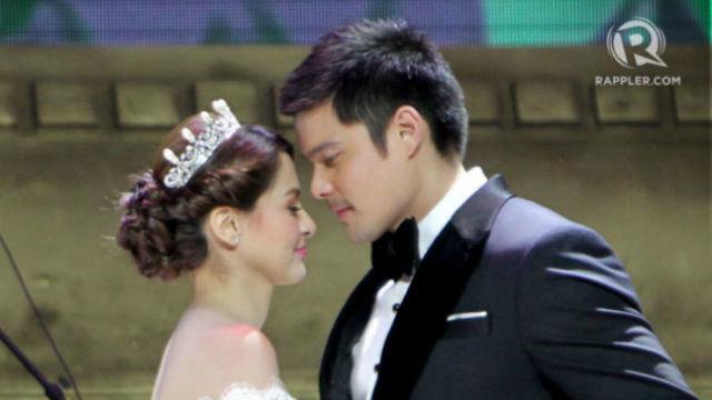 Rappler dongyan wedding