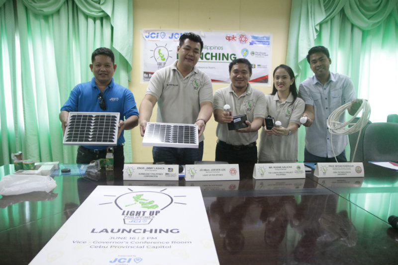 WHOLE COUNTRY. Light Up Philippines, launched in June 16, 2017, aims to light up 20,000 households in off-grid communities across the country